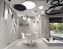 FLUA showroom, Monterrey