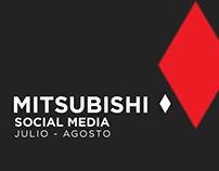 Mitsubishi - Social Medida
