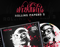 Wiz Khalifa: Roling Papers 2 (Album Cover)