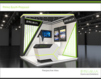 Generic Exhibition Stand 3m x 3m Area