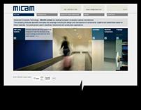 MICAM website