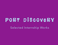 Selected Internship Works