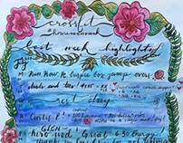 Botanicals & Watercolours