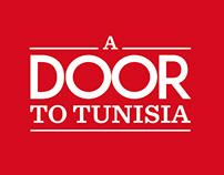 A DOOR TO TUNISIA