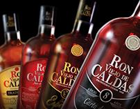Ron Viejo de Caldas. Rebranding