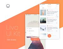 Livo UI Kit