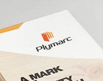 Plymarc Brochure Design