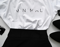 T-shirt Design | M I N I M A L