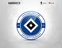 Hamburger SV | logo redesign