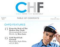 Cold hard fash Magazine