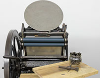 Letterpress Restoration Project