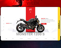 Ducati UAE concept design