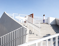 J.R Architects/ Whale Story