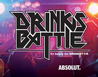 Absolut Drinks Battle