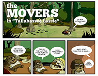 The Movers: Tallahassee Lassie