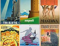 ITypetober (italian lettering). Week 1
