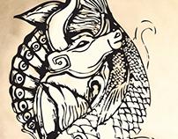 Koi Bull