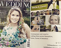 Bride & Zoom Magazine Advert