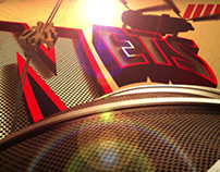 New Jersey Nets Graphics Package