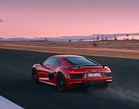 All-new Audi R8