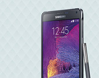 Samsung Note 4 Posters