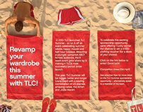 TLC Summer Email Invite