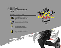 Festival of Art and Sport 2016 - FH UI