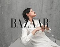 Harper's Bazaar India- Behind The Scenes
