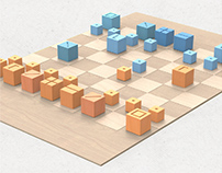 Chess Set | A Hierarchical Approach