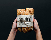 Oneiro Boulangerie / Branding