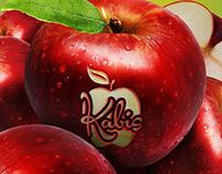 Kabis 100% Apple Juice Packaging Design