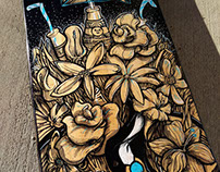 Wedding Gift Skateboard