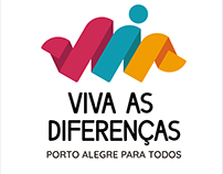 Viva As Diferenças - Porto Alegre Para Todos