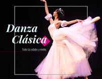 Flyers - Estudio de Danzas Adriana Stork
