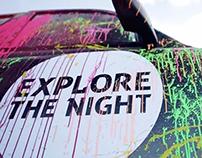 #ExploreTheNight Activations