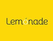 BRANDING • Lemonade