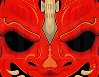 The Samurai Mask