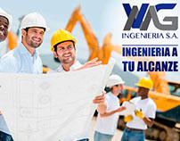 Diseño de Logotipo para Constructora