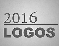 Mix of logos made in 2016
