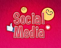 Social Media - Flavors