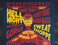 Firebird's 8th Anniversary