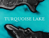 AT THE TURQUOISE LAKE / Iceland From Above VI.