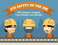 Eye Safety on the Job | INFOGRAPHIC