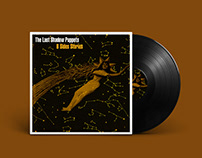 Vinyl cover design - TLSP
