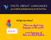 Facts about Languages!