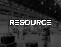 RESOURCE Responsive Landing Page Design
