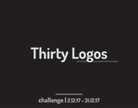 Thirty Logos Challenge | Branding