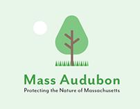 Mass Audubon Rebrand