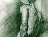 Figure Drawings & Gestures