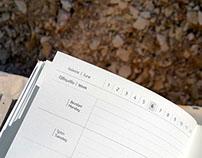 Rambling Powder Calendar